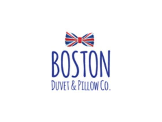 Boston Duvet & Pillow Co Promo Code