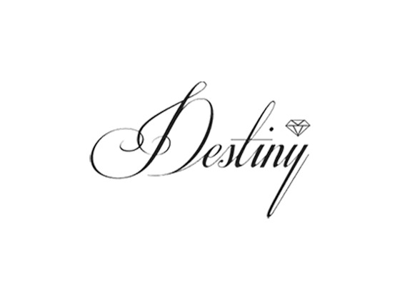 Destiny Jewellery Voucher Code
