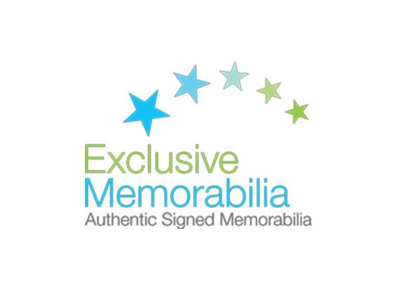 Exclusive Memorabilia Voucher Code