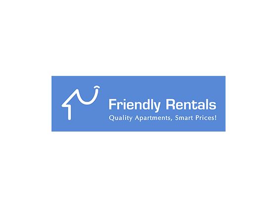 Friendly Rentals Promo Code