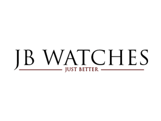 JB Watches Discount Code