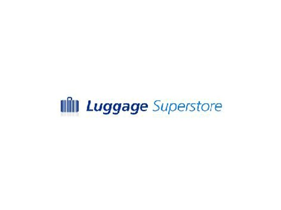 Luggage Superstore Promo Code