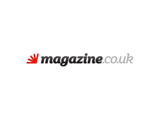 Magazine.co.uk Promo Code