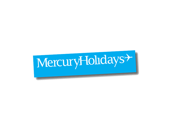 Mercury Holidays Voucher Code