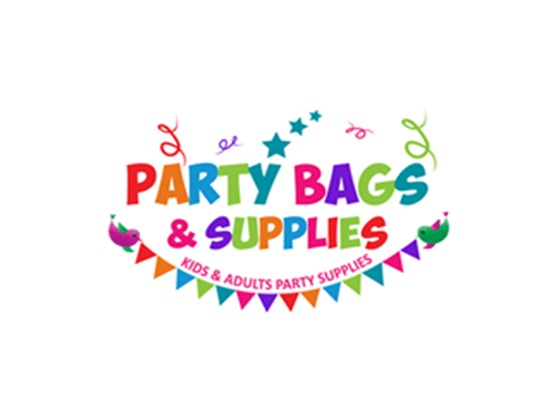 Party Bags & Supplies Promo Code