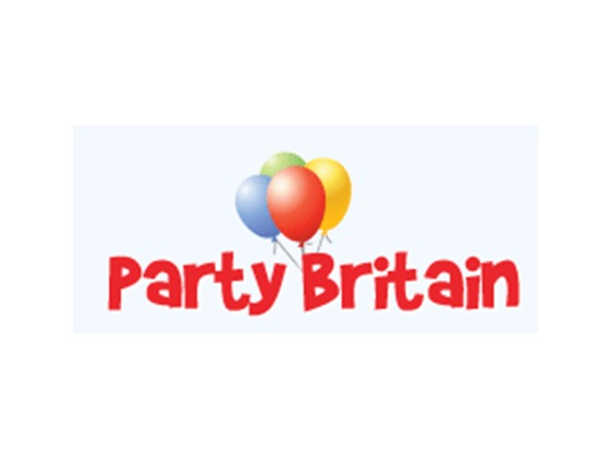 Party Britain Voucher Code