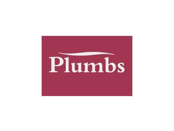 Plumbs Promo Code