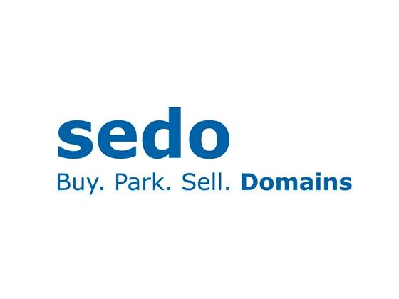 Sedo Promo Code