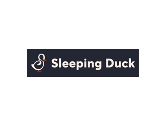 Sleeping Duck Discount Code