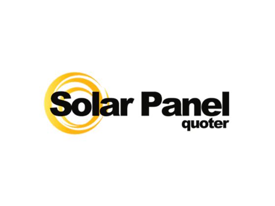 Solar Panel Quoter Voucher Code