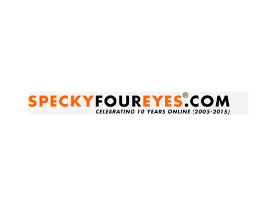 Specky Four Eyes Promo Code