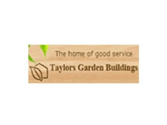 Taylors Garden Buildings Promo Code