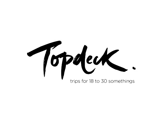 TopDeck Travel Promo Code