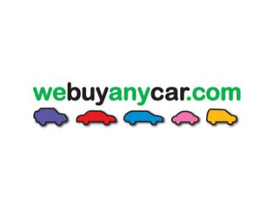 We Buy Any Car Promo Code