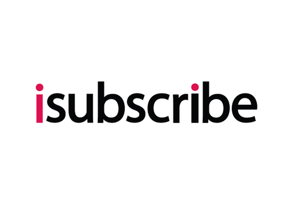 iSUBSCRiBE Promo Code