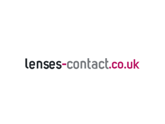 Lenses-contact.co.uk Promo Code