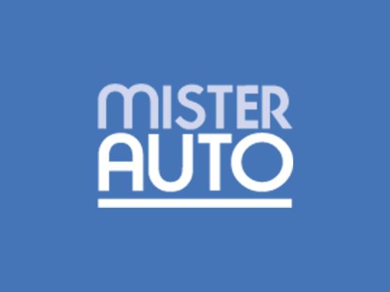 Mister Auto Promo Code