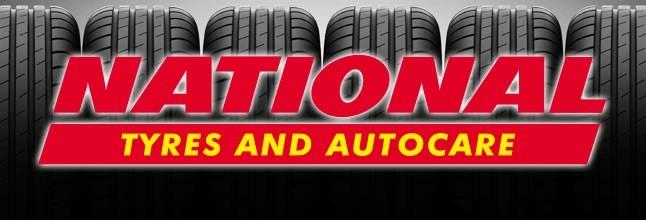 National Tyres Voucher Code
