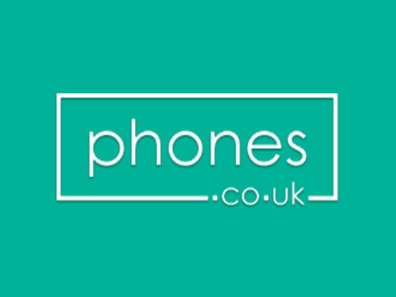 Phones.co.uk Voucher Code