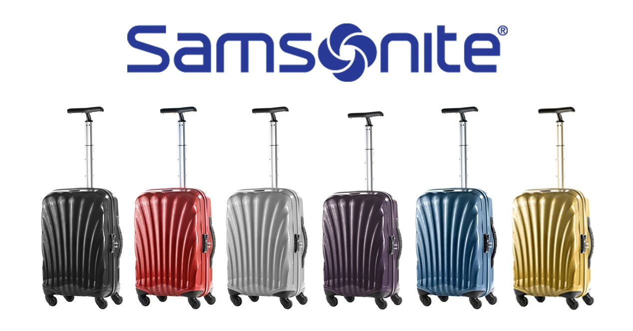 samsonite vouchers