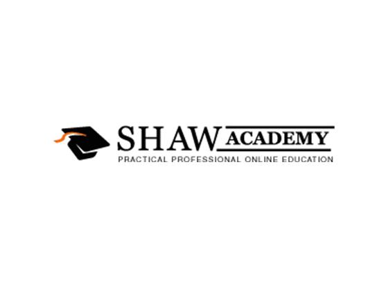 Shaw Academy Voucher Code
