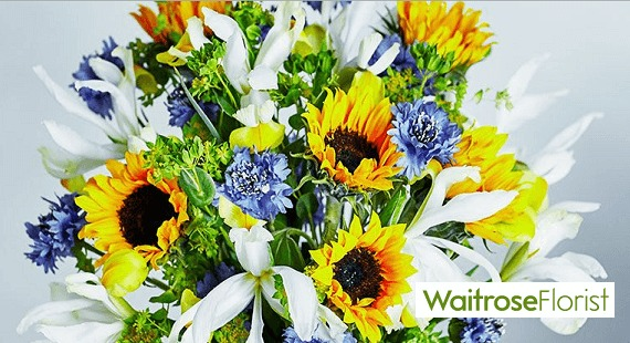 Waitrose Florist Promo Code