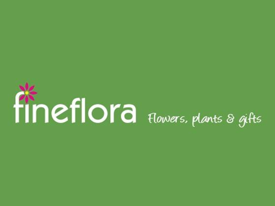 Fineflora Promo Code