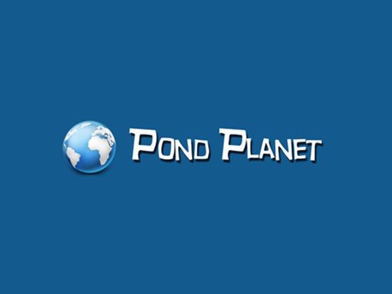 Pond Planet Promo Code