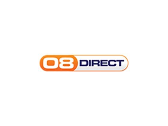 08 Direct Promo Code