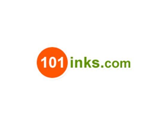 101 Inks Voucher Code
