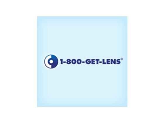 1800 Getlens Promo Code