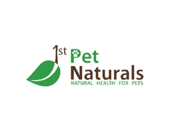 1st Pet Naturals Discount Code