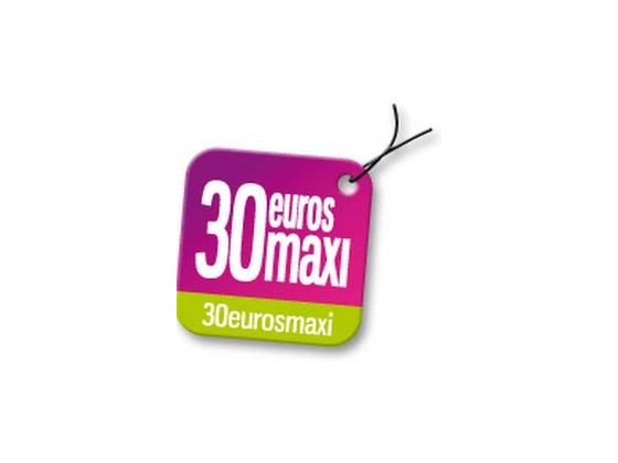 30 Euros Maxi Promo Code