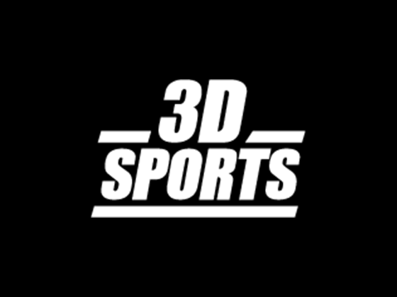 3d Sports Discount Code