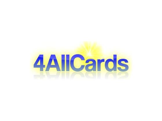 4 All Cards Voucher Code