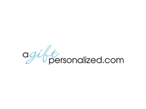 A Gift Personalized Promo Code