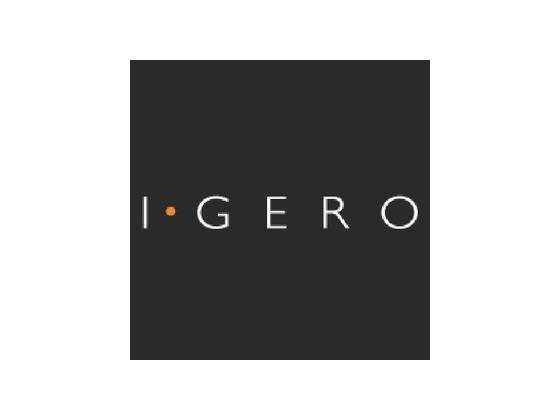 Igero Voucher Code