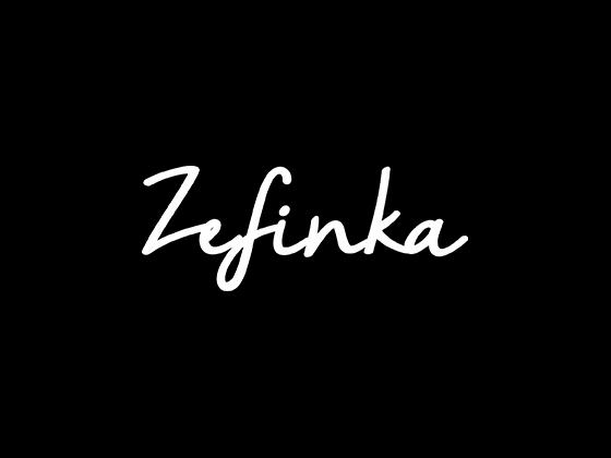 Zefinka Discount Code