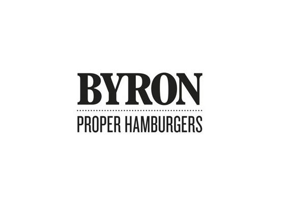 Byron Burger Voucher Code