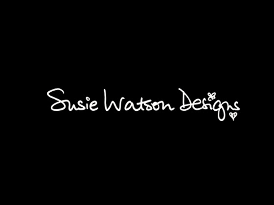 Susie Watson Designs Discount Code