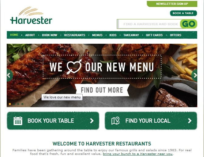 harvestercouk