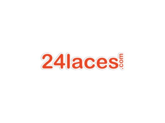 24 Laces Promo Code