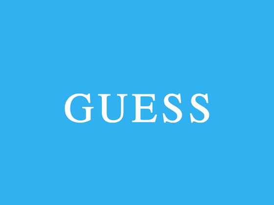 Guess Europe Promo Code