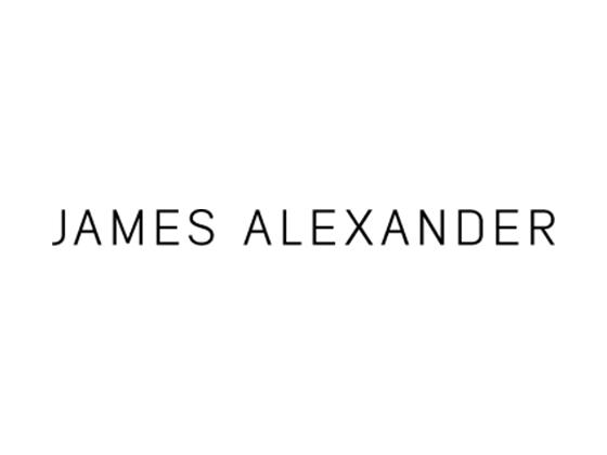 James Alexander Promo Code