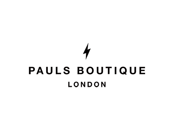 Pauls Boutique Vouchers