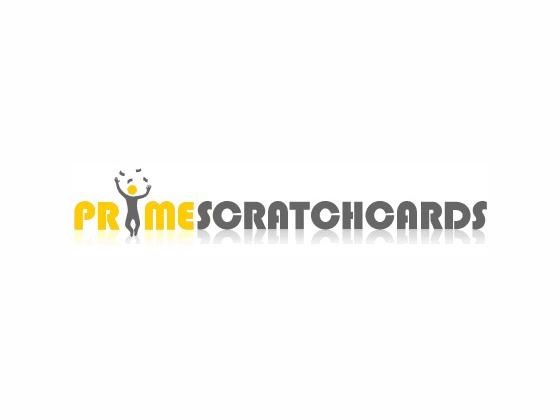 Prime Scratch Cards Promo Code