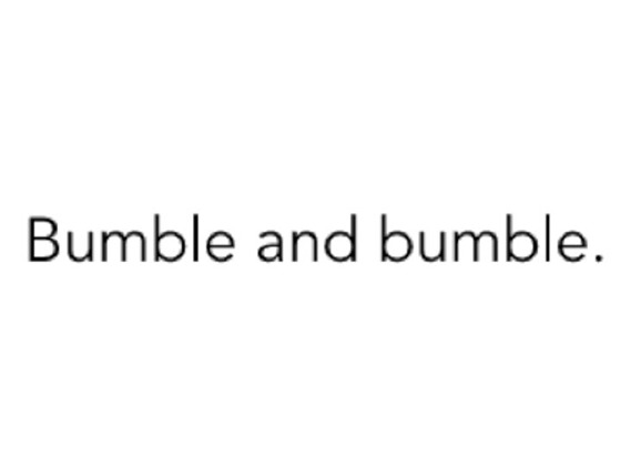 Bumble and Bumble Promo Code