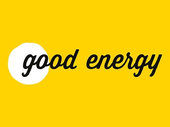 Good Energy Discount Code