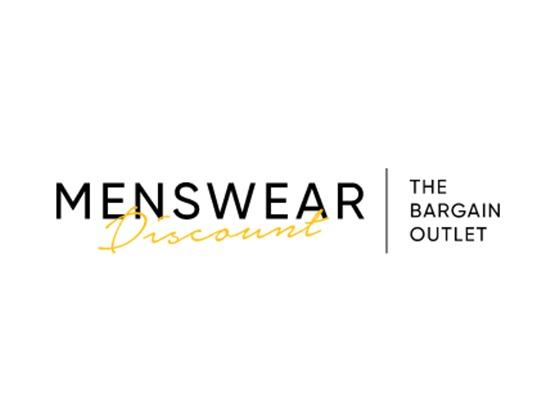 Menswear Discount Code