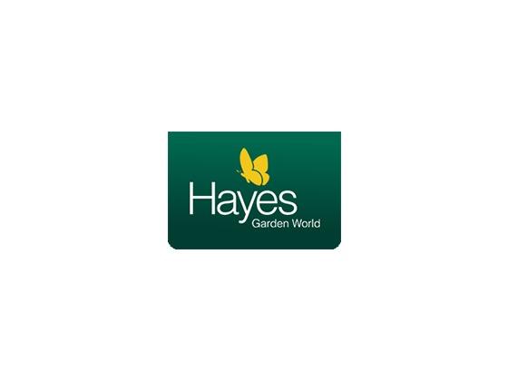 Hayes Garden World Promo Code